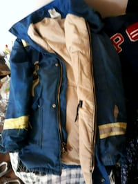 Insulated with reflective tape work coat Edmonton, T5X 3W7
