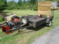 5ft by 10ft utility trailer for sale Frontenac County, K0H