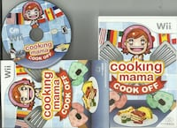 Wii Cooking Mama Cook Off  Game disc, case and manual  In excellent used condition.  Pick-up in Newmarket Newmarket