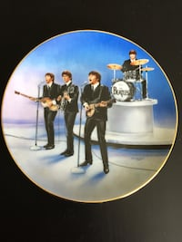 Beatles collectible plate Toronto, M1K 2E9