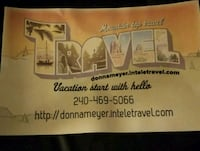 Travel agency services Smithsburg