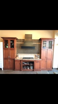 Solid wood Kitchen Display unit Rochester Hills, 48307