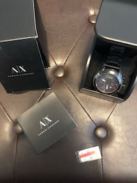 Armani Exchange Watch 20$ Utica, 13501