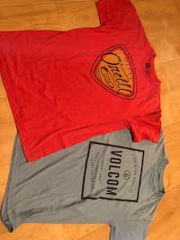 O'Neil and Volcom shirts  Gulfport, 39503