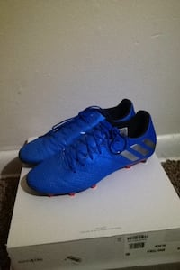 Messi 16.3 adidas cleats size 8