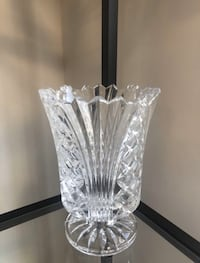 Crystal Vase for Sale Markham, L6B 1N4
