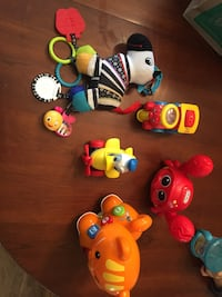 $10.oo for all baby/toddler lot