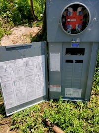 Square D all-in-one panel Box only Hagerstown, 21740