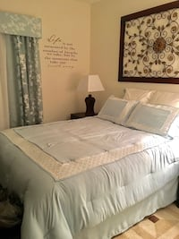 Queen size comforter set Dumfries, 22026