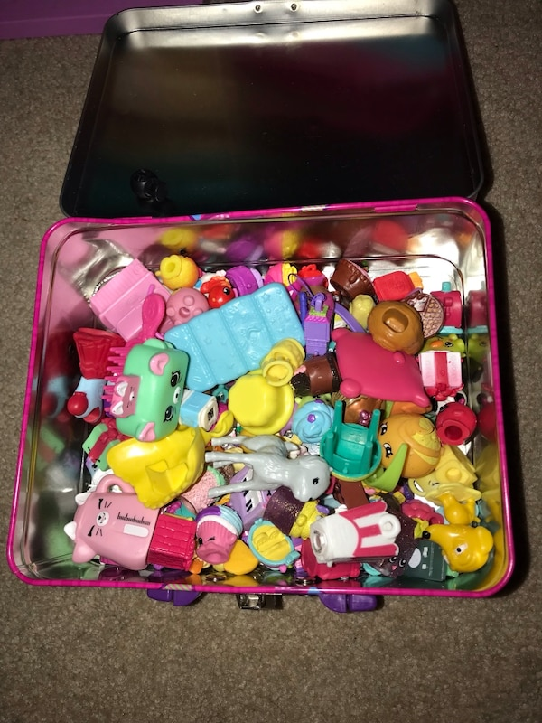 Shopkins and accessories