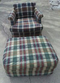 CHAIR AND OTTOMAN GREAT SHAPE Mount Pleasant, 48858