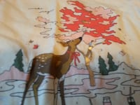 baby GAP 12-18 months paint by number deer shirt Rockville