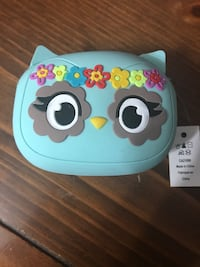 Cute Owl Coin Purse