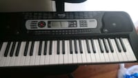 Electronic keyboard. New Bergamo, 24126