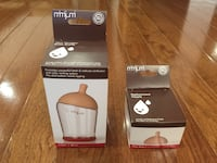 Mimijumi Very Hungry Baby Bottle 8fl oz and Replacement Nipple Flow Rate 2 (6-18 months) Toronto