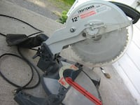 12 inch miter saw Greater Napanee