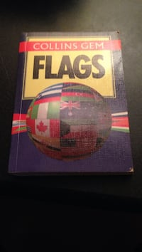 Flags book by collins gem