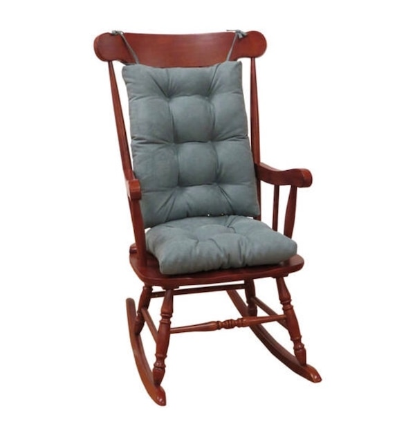 Used Jumbo Rocking Chair Cushion Set Non Slip Not Included Only Cushions For In San Antonio Letgo