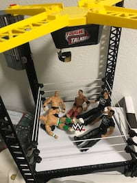 WWE WRESTLING RING  San Jose, 95126