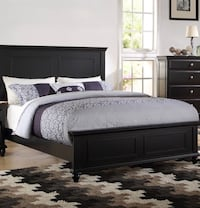 New Queen bed and mattress set  Los Angeles, 90089