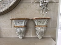 WALL SCONCES 2 Available $20 each Vaughan, L6A 2V4
