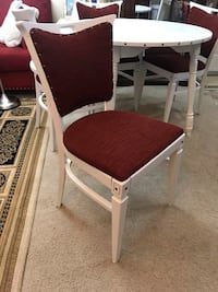 Dining set (table/4 chairs ) Purcellville, 20132