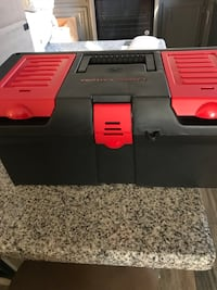 red and black tool box High Point, 27265