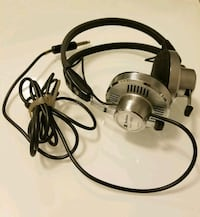 Technics headphones Old vintage made in japan Vancouver