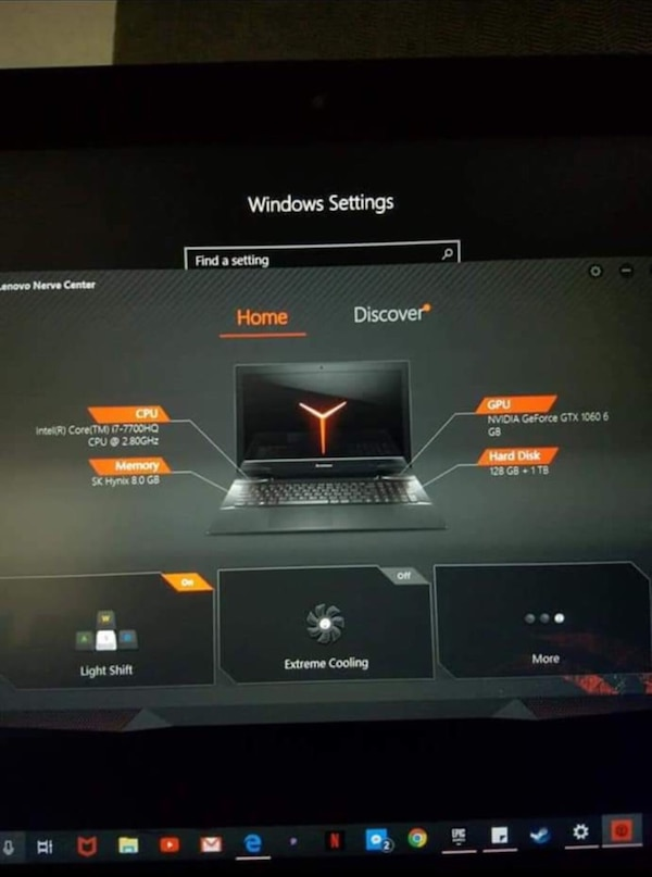 Used Lenovo Legion Y720 4k for sale in Des Moines - letgo