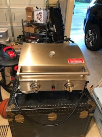 Camping Grill Norman