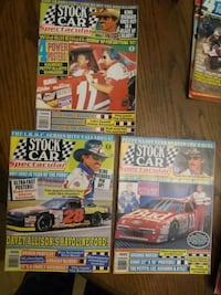 'Stock Car Spectacular' Magazine Collection Indianapolis, 46201