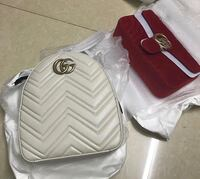 Gucci backpack and purse   BRAND NEW  New York, 11385