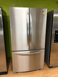 LG stainless steel French door refrigerator  Woodbridge, 22191