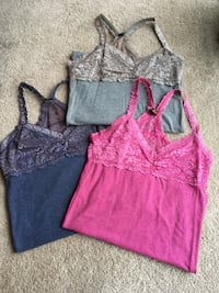 Tank Tops (3) Howell Township