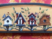 Hand Painted Wood Wall Decor Lockport, 60441