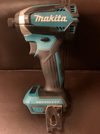MAKITA LXT 18V 1/4-inch Impact Driver (Tool Only)
