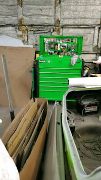 green and white industrial machine Johnstown, 15902