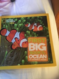 """First BIG Book of the OCEAN"" Los Angeles, 90016"