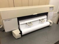 Large format printer HP Design Jet 488CA Arlington, 22207