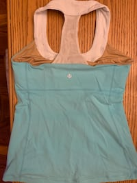 LULULEMON TANK TOPS SIZE 8  North Dumfries, N0B 1E0