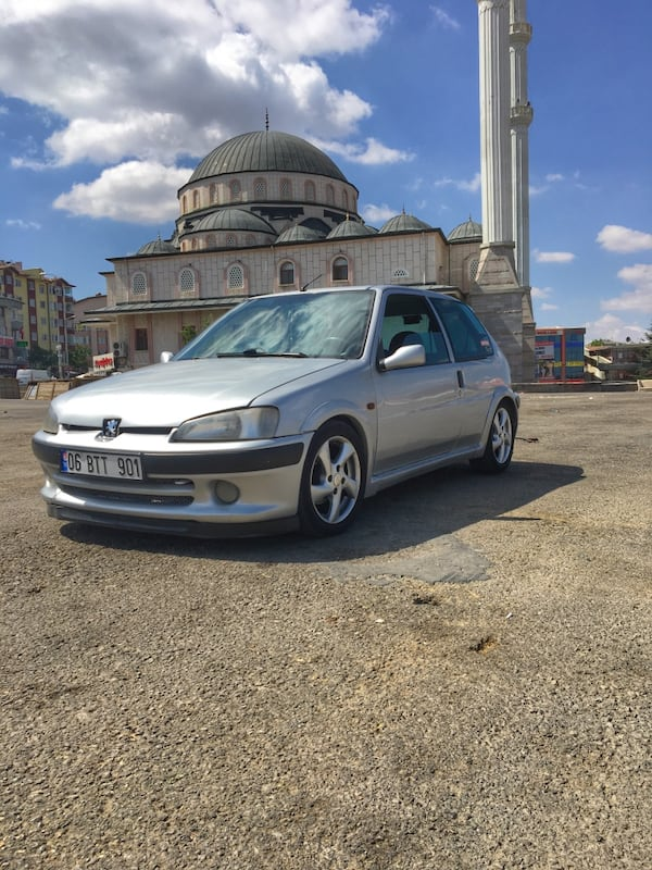 2001 Peugeot 106 1.4 QUICKSILVER 6
