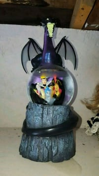Maleficent water globe Deseronto, K0K 1X0