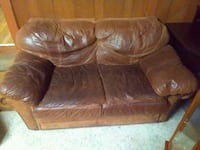 Two Leather Couches Denton, 76209