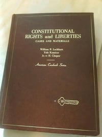Constitutional rights and liberties Presidential Lakes Estates, 08015