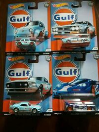 Gulf car culture collection Newmarket