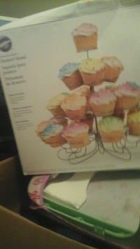 Cup cake stand never used or opened   Baton Rouge, 70805