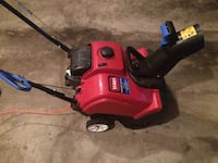 Snow blower toro electric starter  Edmonton