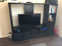 Move out - Tv stand and shelves (Bins included) Toronto, M9W 3B6