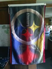 Pittburgs Steelers banner