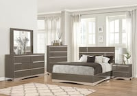 6 piece queen bedroom set for $1299 Toronto